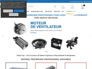 Piecesfrigo.com, boutique spécialisée en matériel frigorifique et de tirage pour les pros