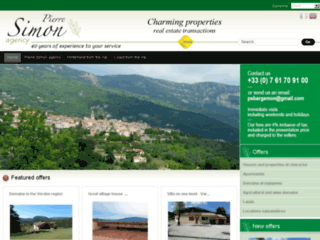 Agence Pierre Simon Immobilier