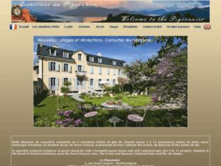 Le Pigeonnier : Gîte et chambres d'hôte de charme pour un week-end à Embrun, Hautes Alpes (05)