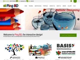 Ping BD - software company in bangladesh