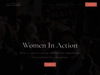 Détails : pink wedding vidéo mariage