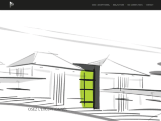 Constructeur maisons individuelles haut de gamme Nord-Pas-de-Calais