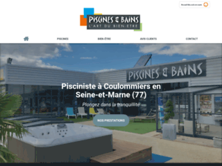 Piscines & Bains à Coulommiers