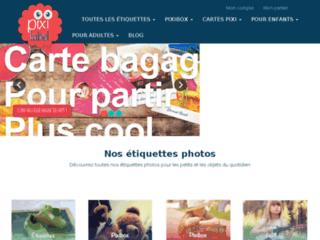 Détails : découvrez pixilabel.com