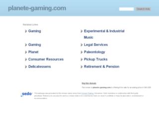 Planete-Gaming