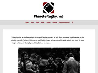 Planète Rugby - Tout sur le rugby en France et dans le monde
