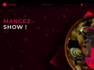 Planetsushi.fr : Leader en livraison de sushi et maki à domicile à Paris, mais aussi traiteur et restaurants