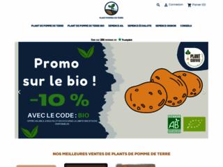 Vente en ligne Plants de Pomme de Terre