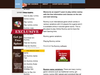 Jeux de Rami en ligne: charger Gin Rami, kalooki, rami de l'Oklahoma, Rummikub et plus.