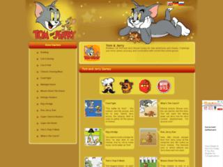 PlayTomJerry.com - Flash Jeux de Cartoon