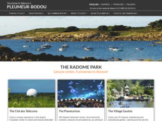 Pleumeur-Bodou tourisme