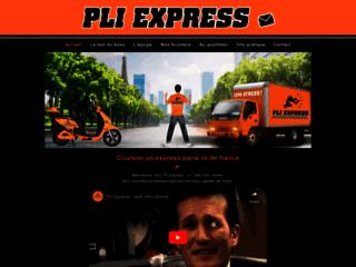 Détails : Pli express : livraison par coursier vélo à Paris