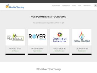 Entreprise de plomberie à Tourcoing - Plombiertourcoing.fr