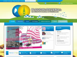 Ploudalmézeau - Site officiel
