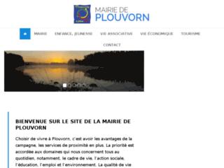 Commune de Plouvorn.