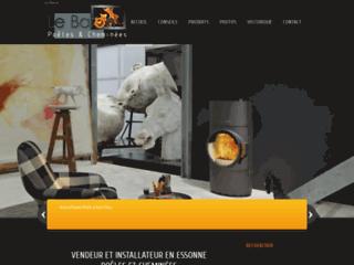 Détails : Vente et installation des cheminées et des poêles