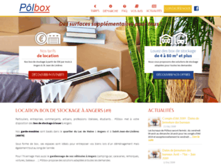 P�lbox stockage � Angers