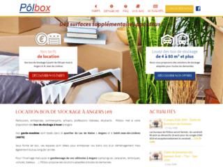 Pôlbox stockage à Angers