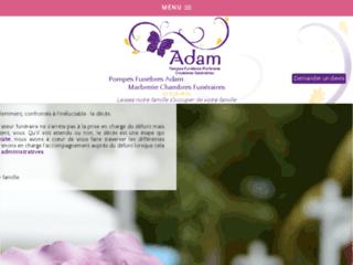 Détails : Pompes Funèbres Adam- entreprise de services funéraires à Caen