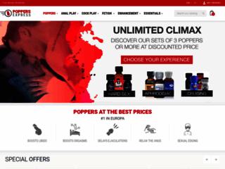 Détails : Poppers express