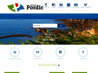 Site officiel de la Ville de Pordic