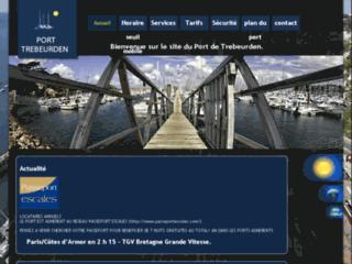 Port Trébeurden - Port de plaisance