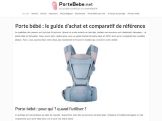 Porte-bébé, guide d'achat et comparatif des modèles phares