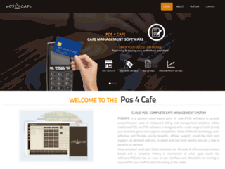 Pos for Cafe | Mobile POS and touch screen restaurant POS systems