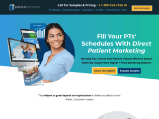 Physical Therapy Advertising & Marketing