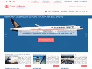 Détails :  préparation au concours de l'ENAC (EPL, ICNA, TSA, IESSA, IENAC)