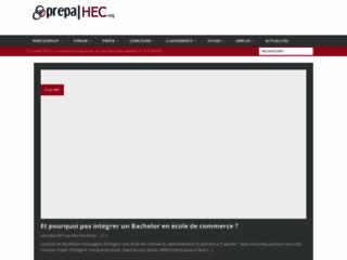 prepa-HEC.org