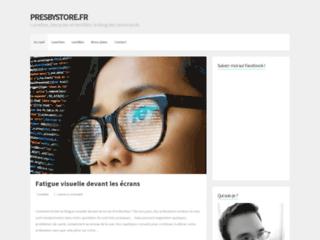 Blog officiel de Presbystore fr