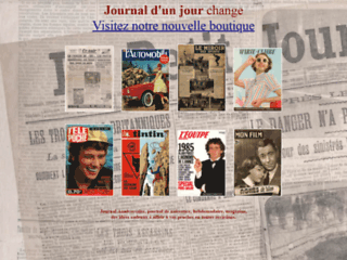 Collections oeuvres et parutions anciennes Presseretro
