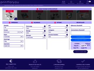 Détails : Meilleure imprimerie en ligne