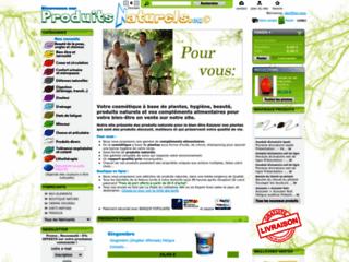 La santé par les plantes sur http://www.produitsnaturels.eu