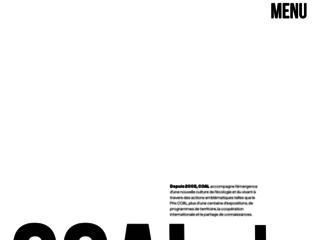 projet COAL miniature par robothumb.com