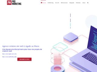 Détails : Création site web au maroc