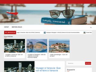 Détails : Promotion Tourisme