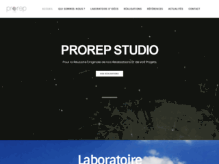Détails : Prorep Studio, creation de stands sur mesure