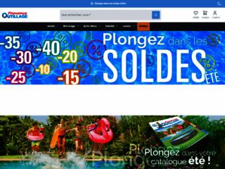 Provence Outillage  – vente en ligne accessoire remorque