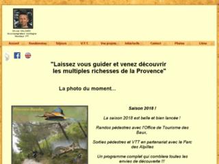 Week-end sport et randonnée en Provence- VTT