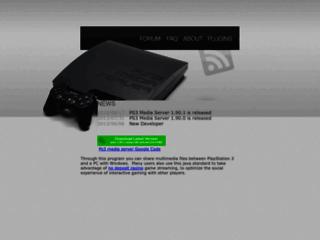PS3 Media Server - Server Multimediale PlayStation 3 per Windows, Mac e Linux