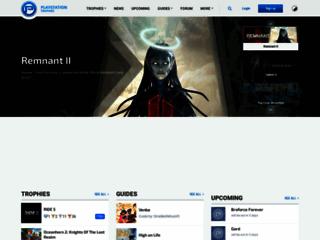 PS3trophies.org - Guide per ottenere i trofei dei videogiochi Playstation, PS3