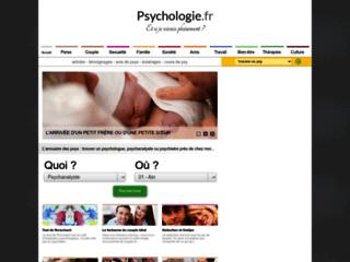 Psychologie rencontre internet