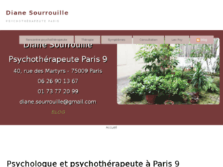 Psychologue Sourrouille