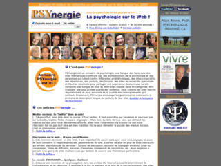 Psynergie sur http://www.psynergie.com