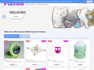 Ptichoo.com : idées cadeaux de naissance pour bébé et pour la future maman
