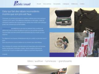 Objets, textile publicitaires et cadeaux d'affaire