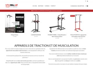 Pullup Fitness : Accessoires de Musculation à domicile