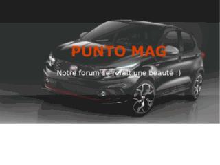 Forum Grande Punto France